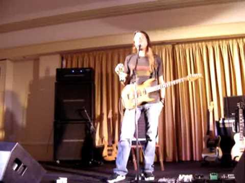 REB BEACH - GUITAR CLINIC UK 2006