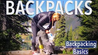 Buy the Right Pack To Start Backpacking (and how to pack it)