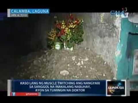 Mga kwentong kababalaghan na posibleng batay sa mga totoong pangyayari pero naiba ang pagka-kwento