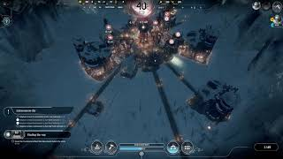 Frostpunk - Trying the second scenario (Strategy)