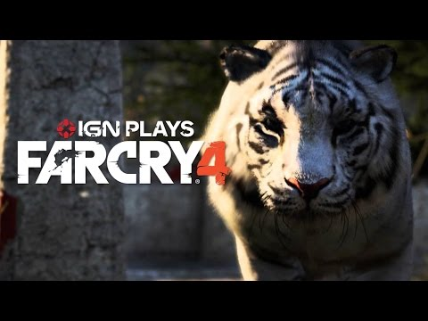 Bengal Tiger Far Cry 4 Bengal Tiger in Far Cry 4