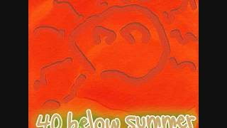 Watch 40 Below Summer Sunburn video