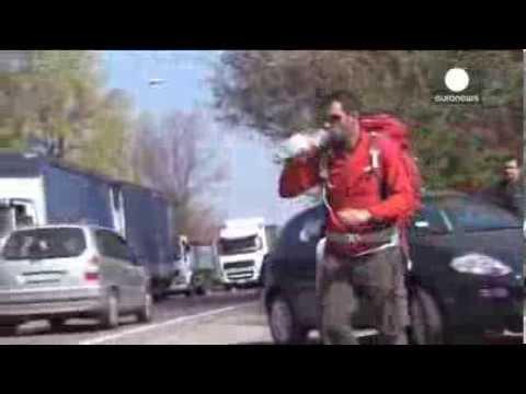 Vidéo : Kerviel réagit mais 'continue à marcher' après l'annulation des dommages et intérêts