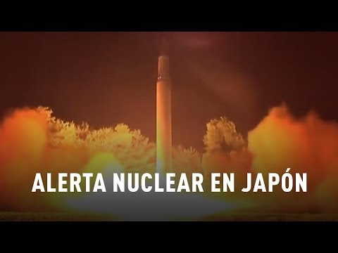 Así se prepara Japón por si Corea del Norte realiza un ataque nuclear