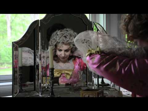 BECOMING MARIE ANTOINETTE book trailer