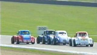 Legends Racing at Donington 2005
