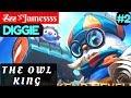 The Owl King [Rank 1 Diggie]   Z̶z̶z̶ゞJamessss Diggie Gameplay and Build #2 Mobile Legends
