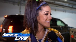 Bayley remains focused on elevating Women's division: WWE Exclusive, Sept. 10, 2019