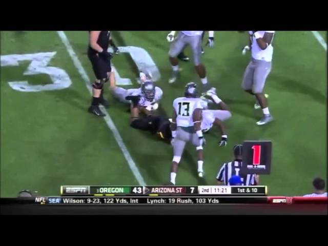 Dion Jordan Kiko alonso highlights