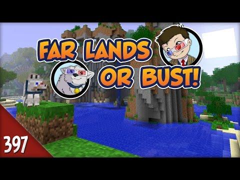 Minecraft Far Lands or Bust - #397 - Teetotal