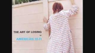 Watch American HiFi Save Me video