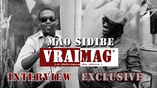 Interview exclusive de Mao Sidibe sur le Vraimag