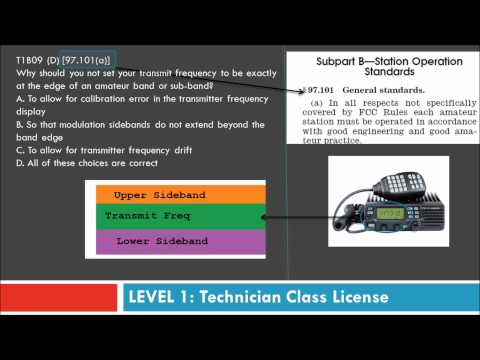 Amateur Radio (HAM) Technician Class Training Part 4 by AF5DN