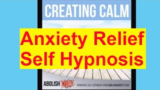 Self hypnosis for anxiety relief - Anxiety Hypnosis Download