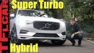 Really, a Super AND Turbocharged Plugin Hybrid? 2018 Volvo XC60 T8 Review