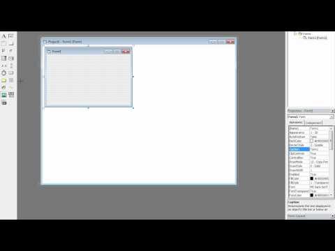 Видеокурс Visual Basic - видео