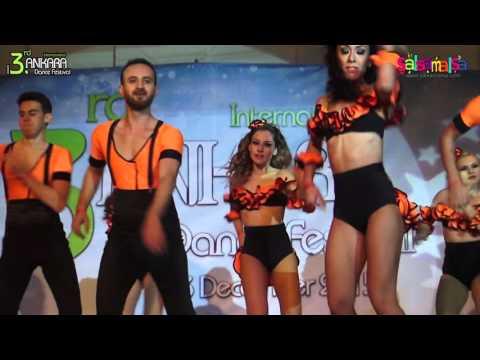 Los Diablos Dance Performance | AIDC-2015