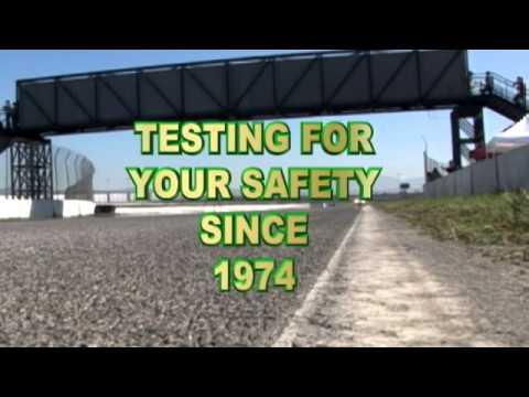 2010 LASD Vehicle Test Promotional Film