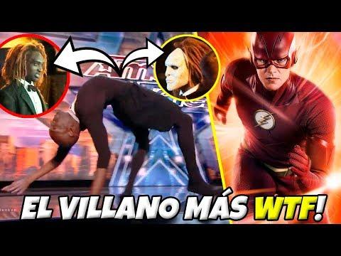 ¡Esto es ASQUEROSO y GENIAL a la vez! ⚡ The Flash Temporada 5 Rag Doll thumbnail