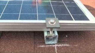 Installing solar panel on my roof