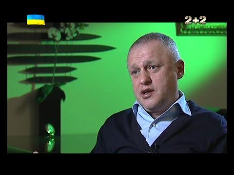 Cуркіс розповів про роботу з Ребровим та пояснив ситуацію з трансфером Ярмоленка