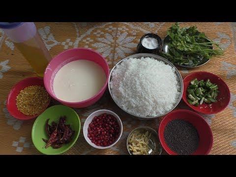 village style Cooking Thayir sadam recipe tamil  / Cooking By Village food Recipes