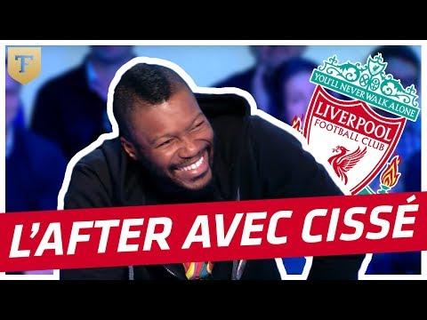MyTELEFOOT du 06 décembre avec Djibril Cissé