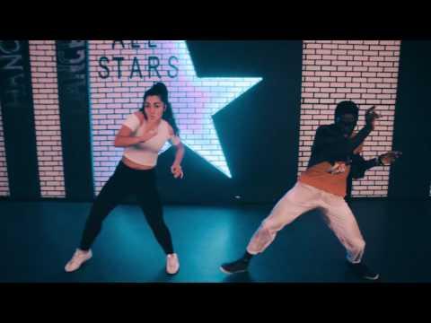 sean paul–we be burnin'.Dancehall by Клев Нитумби.All Stars Workshop 10.2016