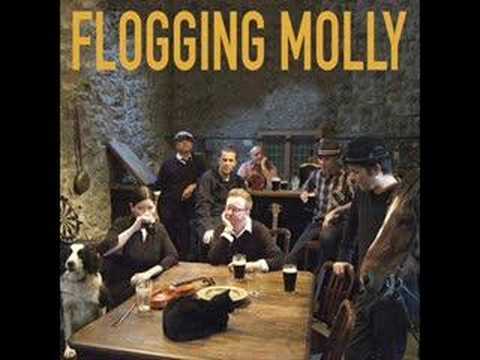 Flogging Molly - On the Back of a Broken Dream