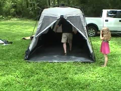 & Coleman Instant Tent 8 Person Tent Review
