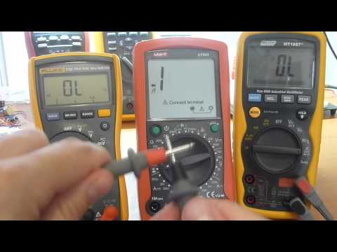 Multimeter review / buyers guide: UNI-T UT90A