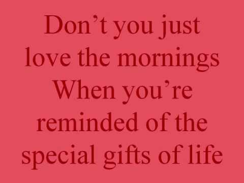 Billy Gilman - Morning Gift