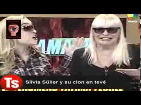 infama video de silvia suller y fatima doble