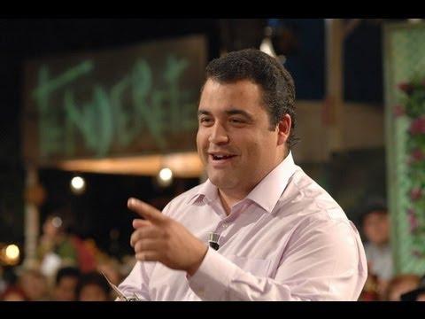 Yeray Rodríguez en las Fiestas de Santa Lucía de Tirajana 2012.