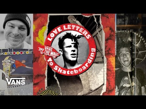 Loveletters Season 9: Grosso's Not Going Off | Jeff Grosso's Loveletters to Skateboarding