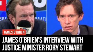 James O'Brien's Brexit Interview With Tory Minister - In Full - LBC