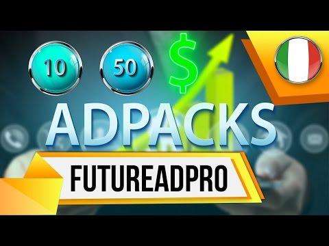 FutureAdPro LandingPage italiano