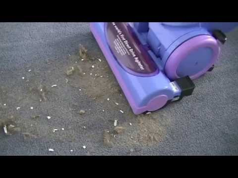 Panasonic Icon Upright Vacuum Cleaner Demonstration & Review