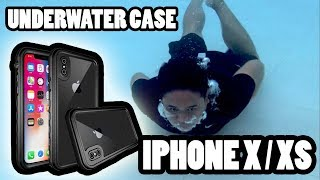 Underwater Case For Iphone Xs/X Unboxing and Review (Redpepper)