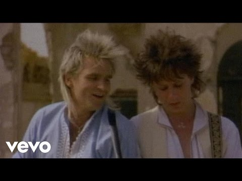 The Alarm - Rain In The Summertime