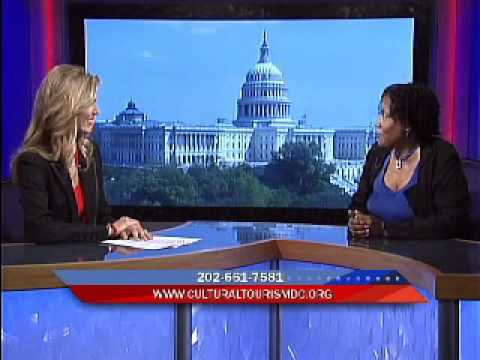 Cultural Tourism DC featured on Comcast Newsmakers