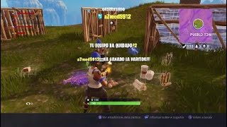 ESCUADRON  FORTNITE [Record de kills??]
