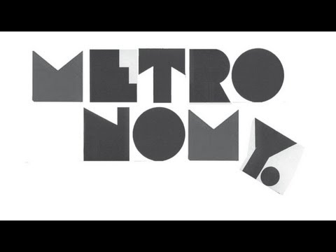 Metronomy - Black Eye/Burnt Thumb