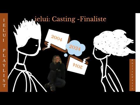 Enrico Pesce - IELUI 2014 - Le quattro giovanissime finaliste del CASTING  a confronto.
