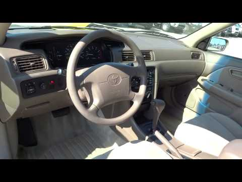 2001 Toyota Camry Conroe The Woodlands Spring Tomball