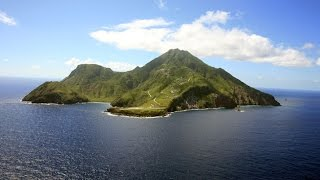Saba, Dutch West Indies - The Unspoiled Queen of the Caribbean