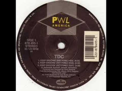 TDC - Keep Groovin' (Get Funky Mix) old school