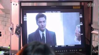 [20150901]Lee Min Ho for LG Styler Intelligent Clothes Care Unit Commercial Film{ Making Film}