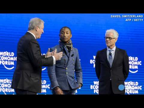 Davos World Economic Forum draws big names
