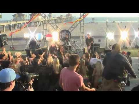 The Offspring  2012 - Cruising California (Bumpin' In My Trunk) Video - Huntington Beach, CA